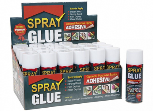 Spray Adhesive 250ml